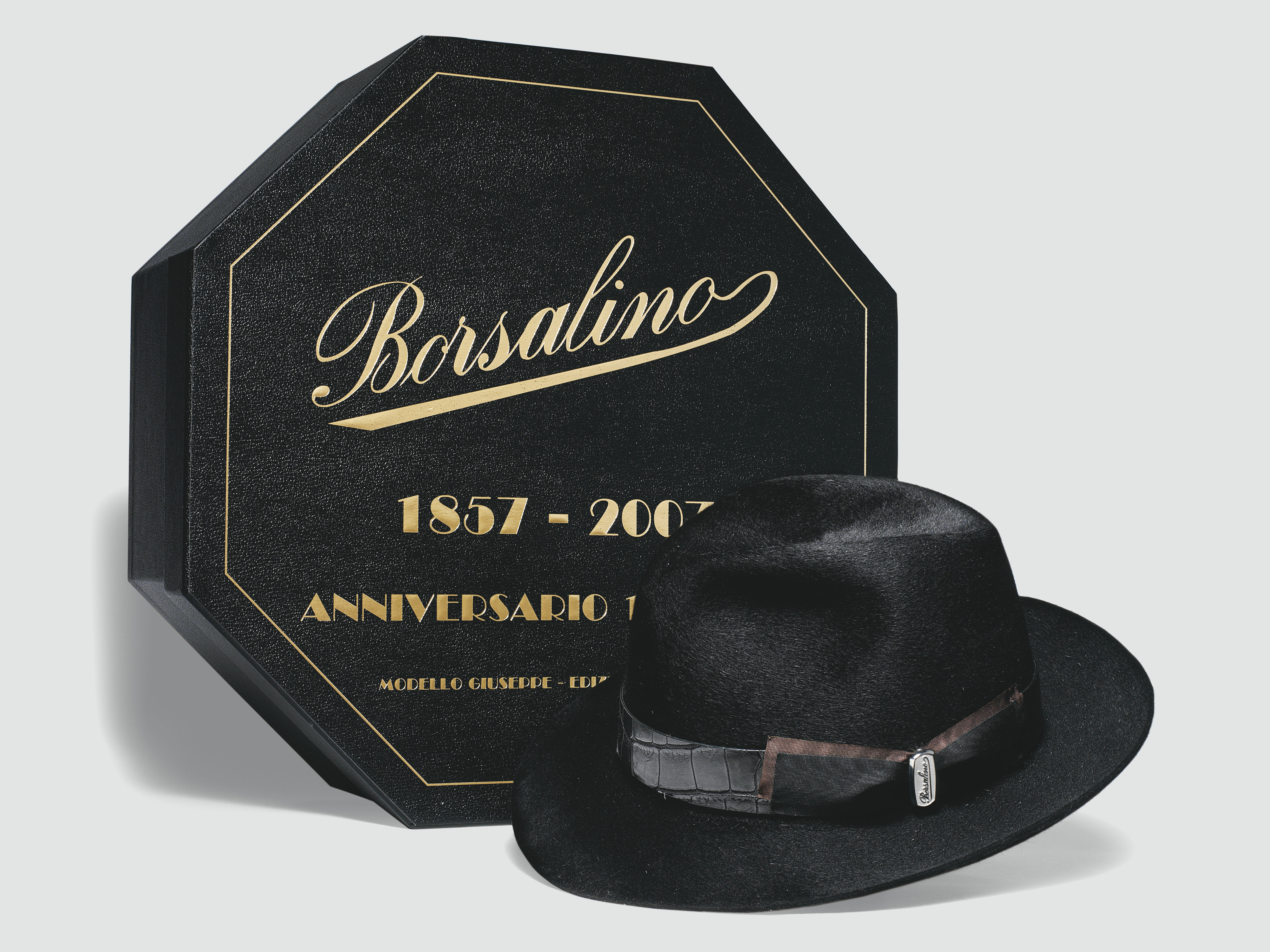 Borsalino: the history of a hat